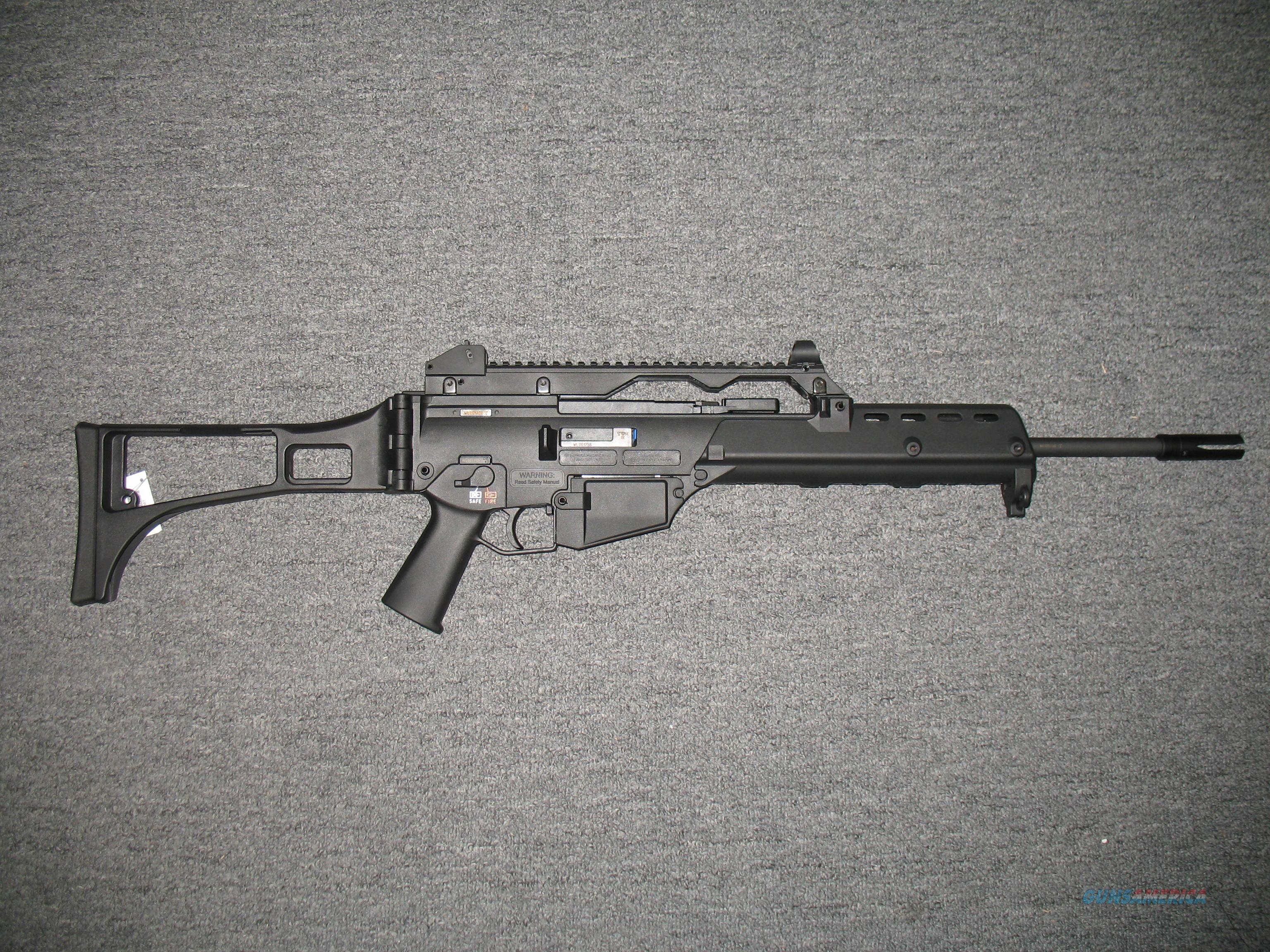 G36 .22lr  Guns > Rifles > Heckler & Koch Rifles > Tactical