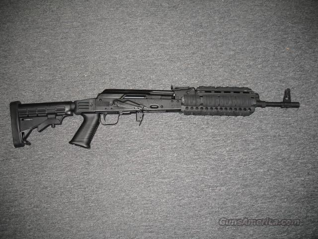 Izhmash Saiga 7.62x39 w/quad rail  Guns > Rifles > Saiga Rifles