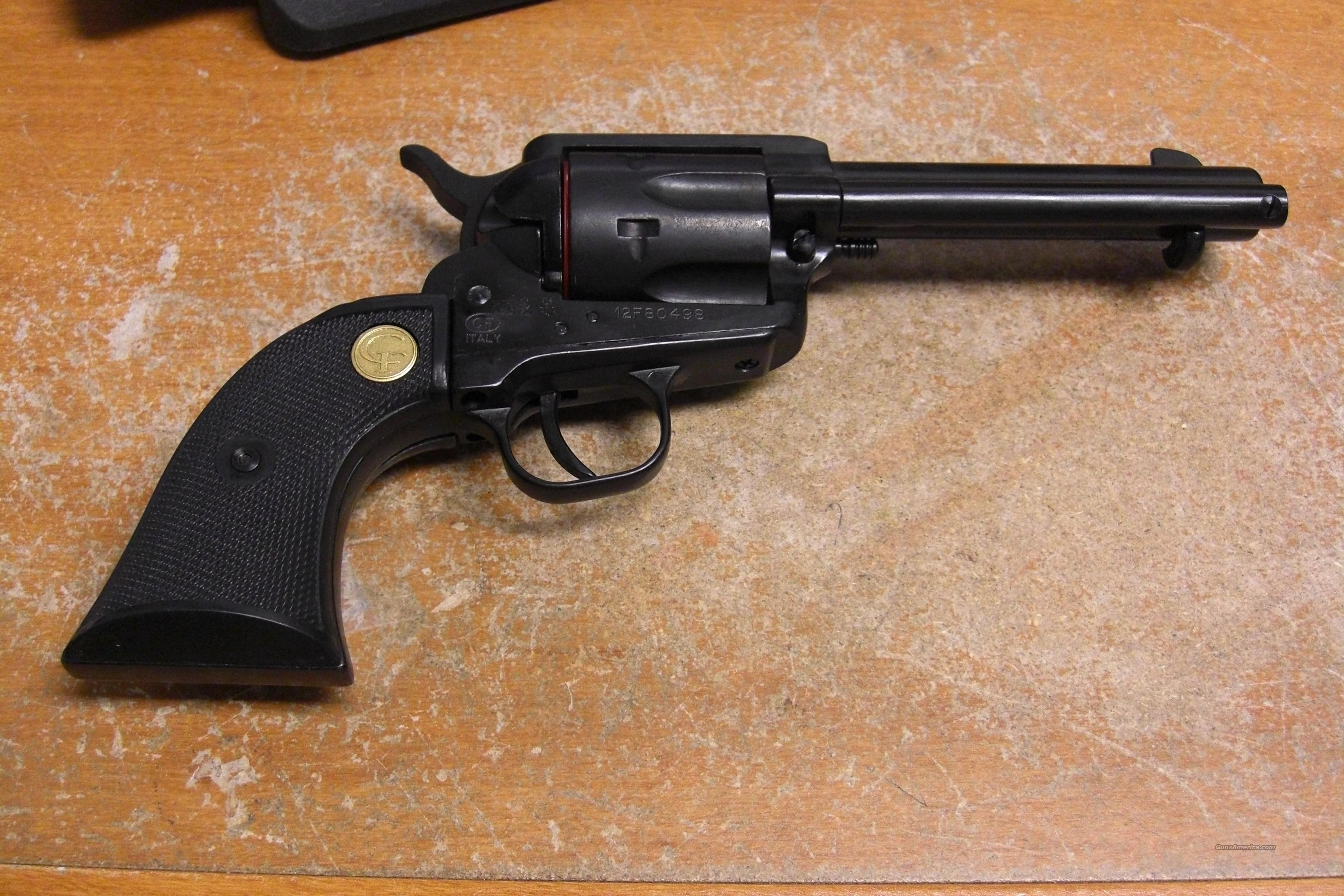 1873-22 w/blued finish  Guns > Pistols > Chiappa Pistols & Revolvers > .22 Cal Other