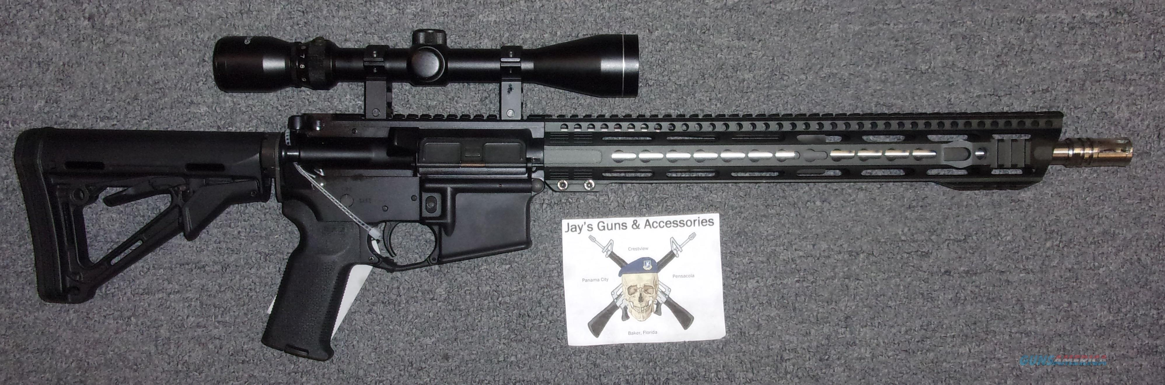 DPMS A-15 w/Scope  Guns > Rifles > DPMS - Panther Arms > Complete Rifle