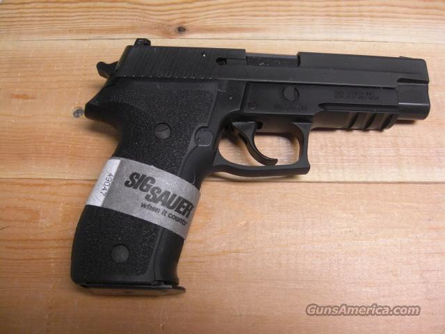 P226R w/night sights  Guns > Pistols > Sig - Sauer/Sigarms Pistols > P226