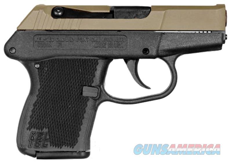 Kel-Tec P3AT w/FDE Slide  Guns > Pistols > Kel-Tec Pistols > Pocket Pistol Type