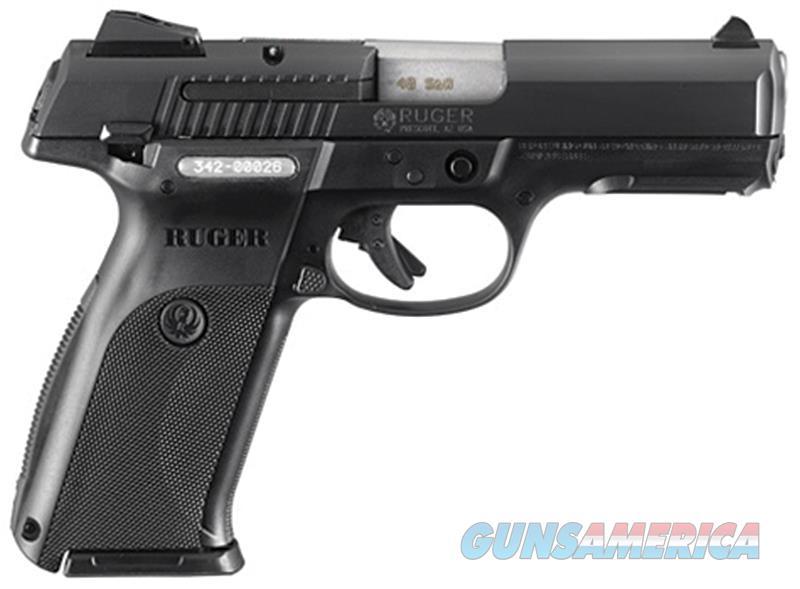 Ruger SR40 (03471)  Guns > Pistols > Ruger Semi-Auto Pistols > SR Family > SR40