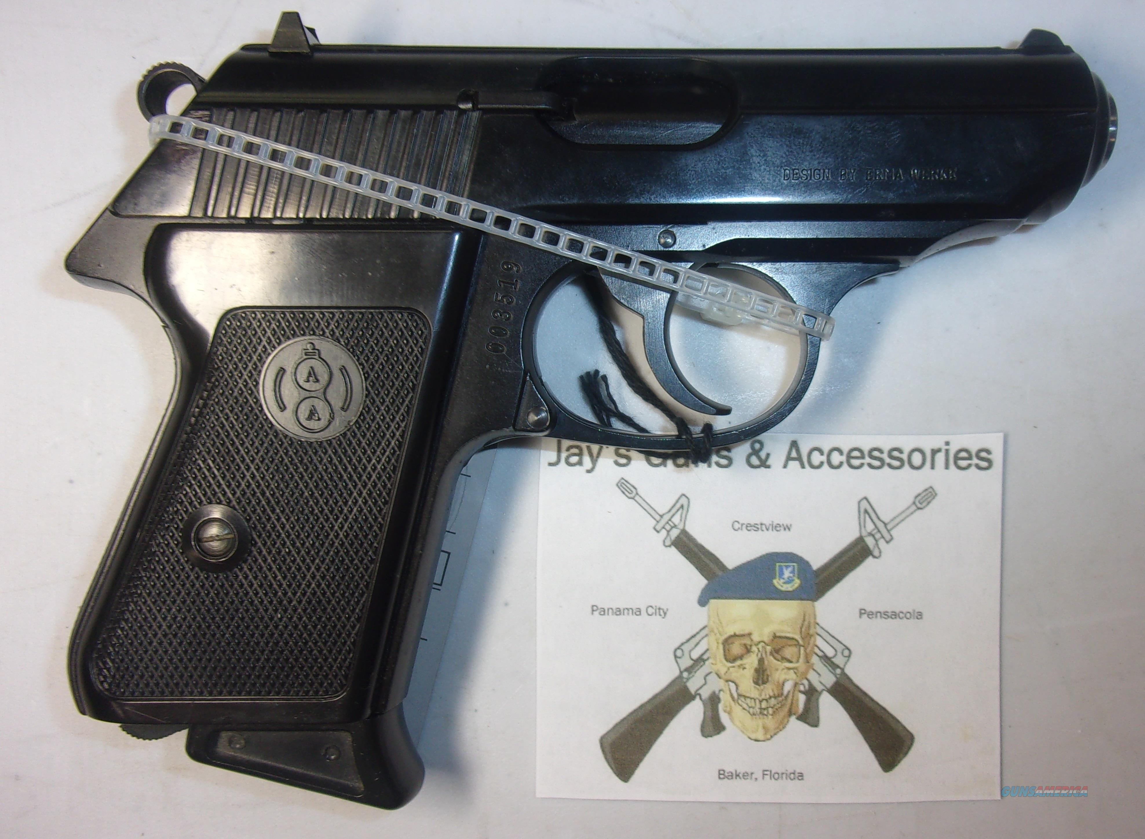 American Arms, Inc CX-22  Guns > Pistols > American Western Arms (AWA) Pistols