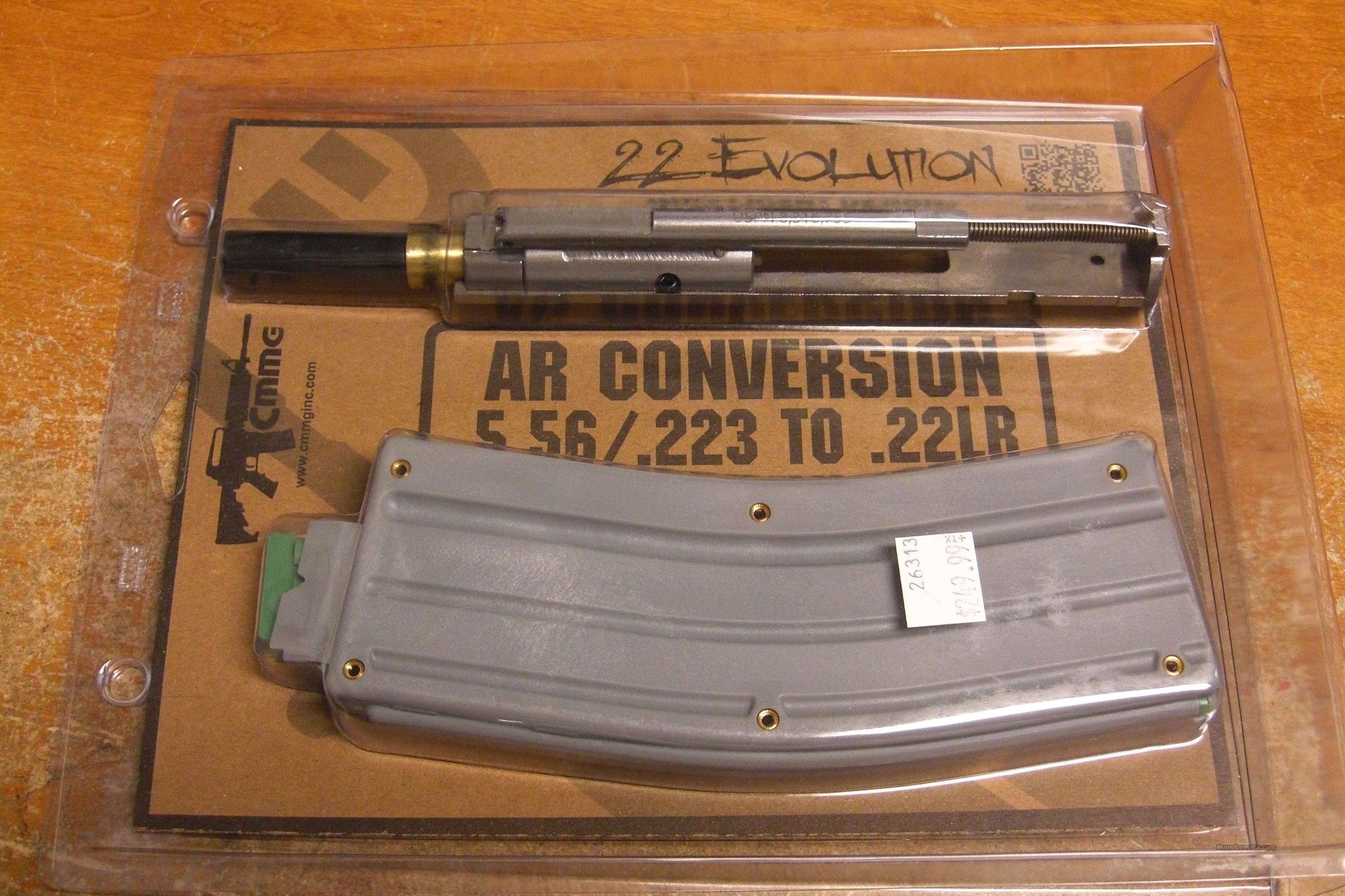 AR conversion to .22lr  Non-Guns > Gun Parts > M16-AR15