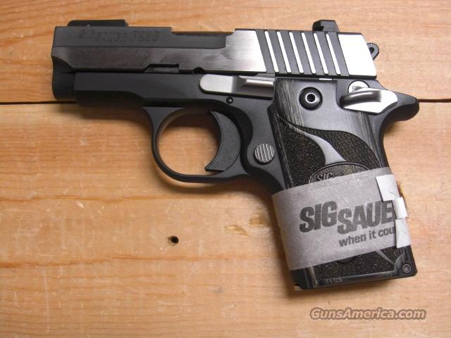 P238 Equinox w/nightsights  Guns > Pistols > Sig - Sauer/Sigarms Pistols > Other