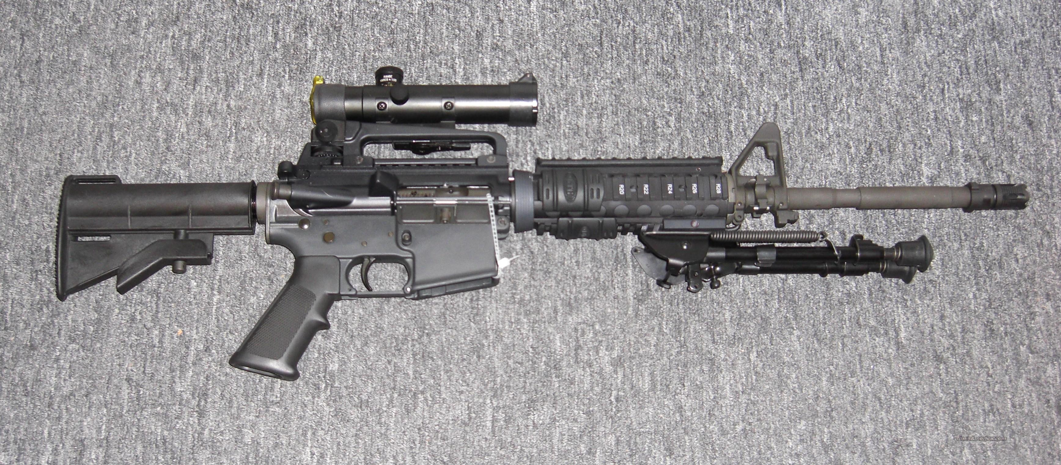Sporter Match HBAR  Guns > Rifles > Colt Military/Tactical Rifles