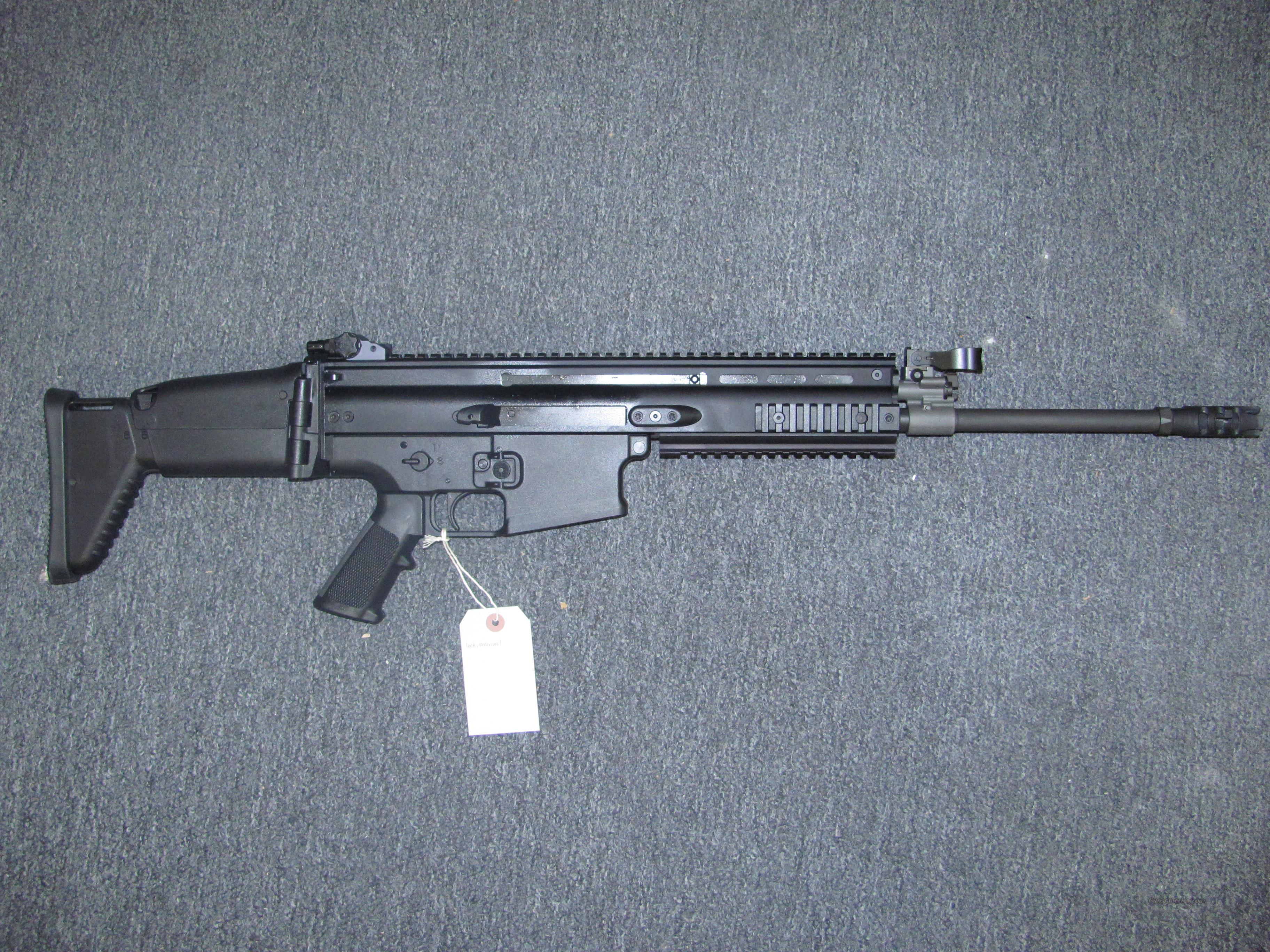 SCAR 17S  Guns > Rifles > FNH - Fabrique Nationale (FN) Rifles > Semi-auto > Other