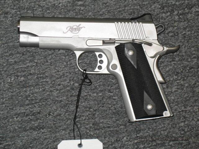 Compact Stainless II  Guns > Pistols > Kimber of America Pistols