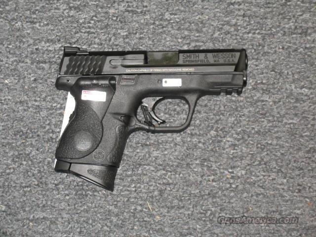 M&P9C with Crimson Trace Laser Grips  Guns > Pistols > Smith & Wesson Pistols - Autos > Polymer Frame