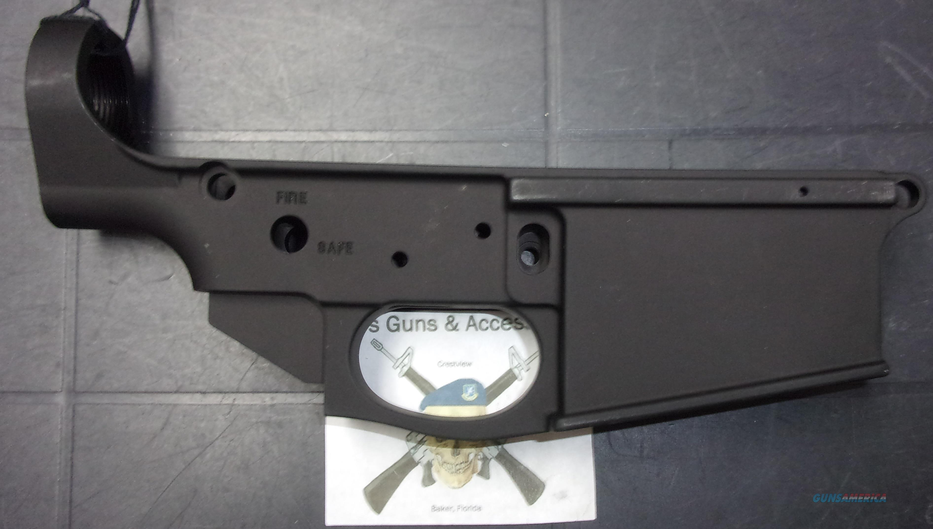 Palmetto State Armory PA-10 Lower  Guns > Rifles > AR-15 Rifles - Small Manufacturers > Lower Only