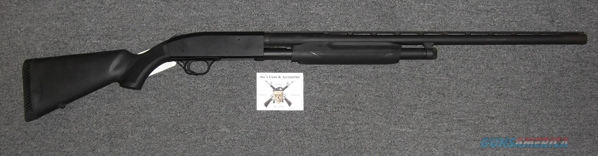 Mossberg 500 (85006) (Left Handed)  Guns > Shotguns > Mossberg Shotguns > Pump > Sporting