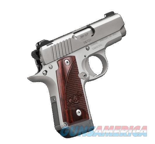 Kimber Micro 9 STS Rosewood (3300158)  Guns > Pistols > Kimber of America Pistols > Micro 9