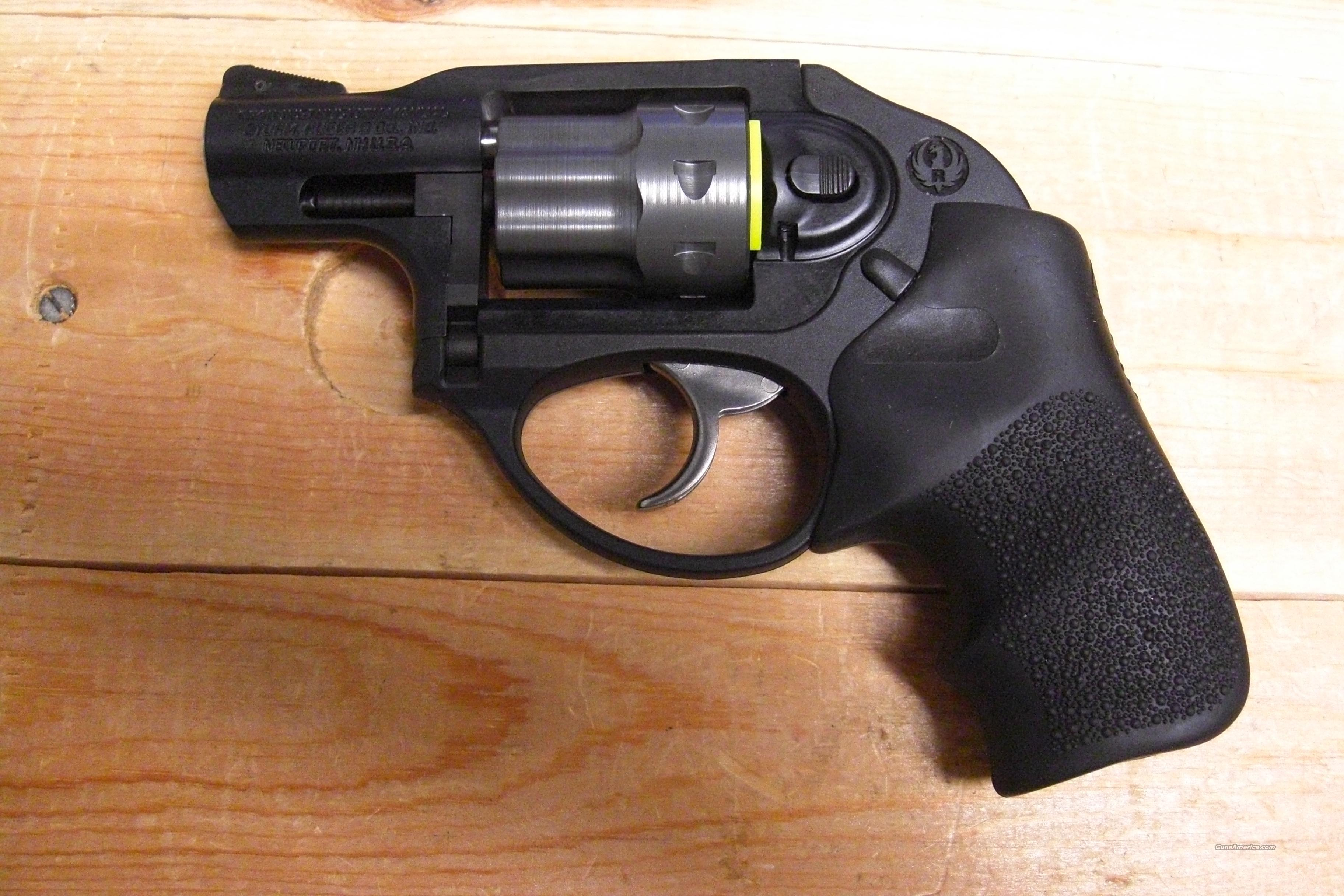 LCR 22    Guns > Pistols > Ruger Double Action Revolver > SP101 Type