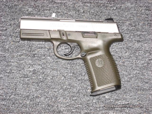 SW40GVE  Guns > Pistols > Smith & Wesson Pistols - Autos > Polymer Frame