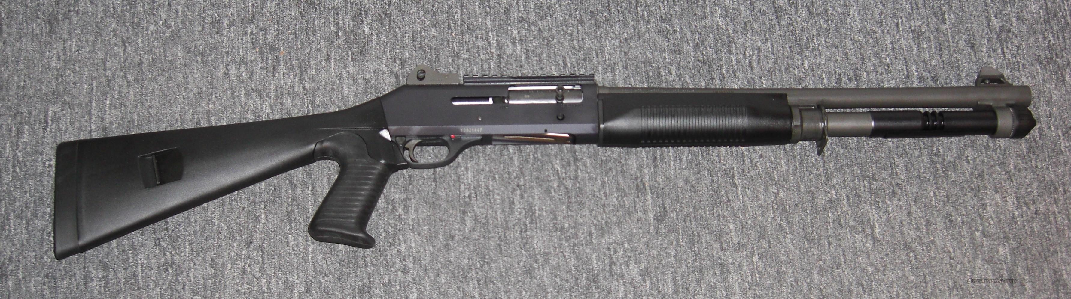 Benelli M4 all black, model #11707  SALE  Guns > Shotguns > Benelli Shotguns > Tactical