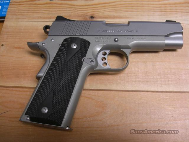 Stainless Pro Carry II  Guns > Pistols > Kimber of America Pistols