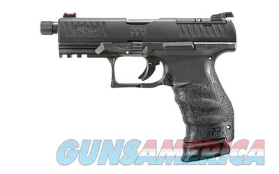Walther PPQ M1 Q4 Tactical (2837200)  Guns > Pistols > Walther Pistols > Post WWII > P99/PPQ