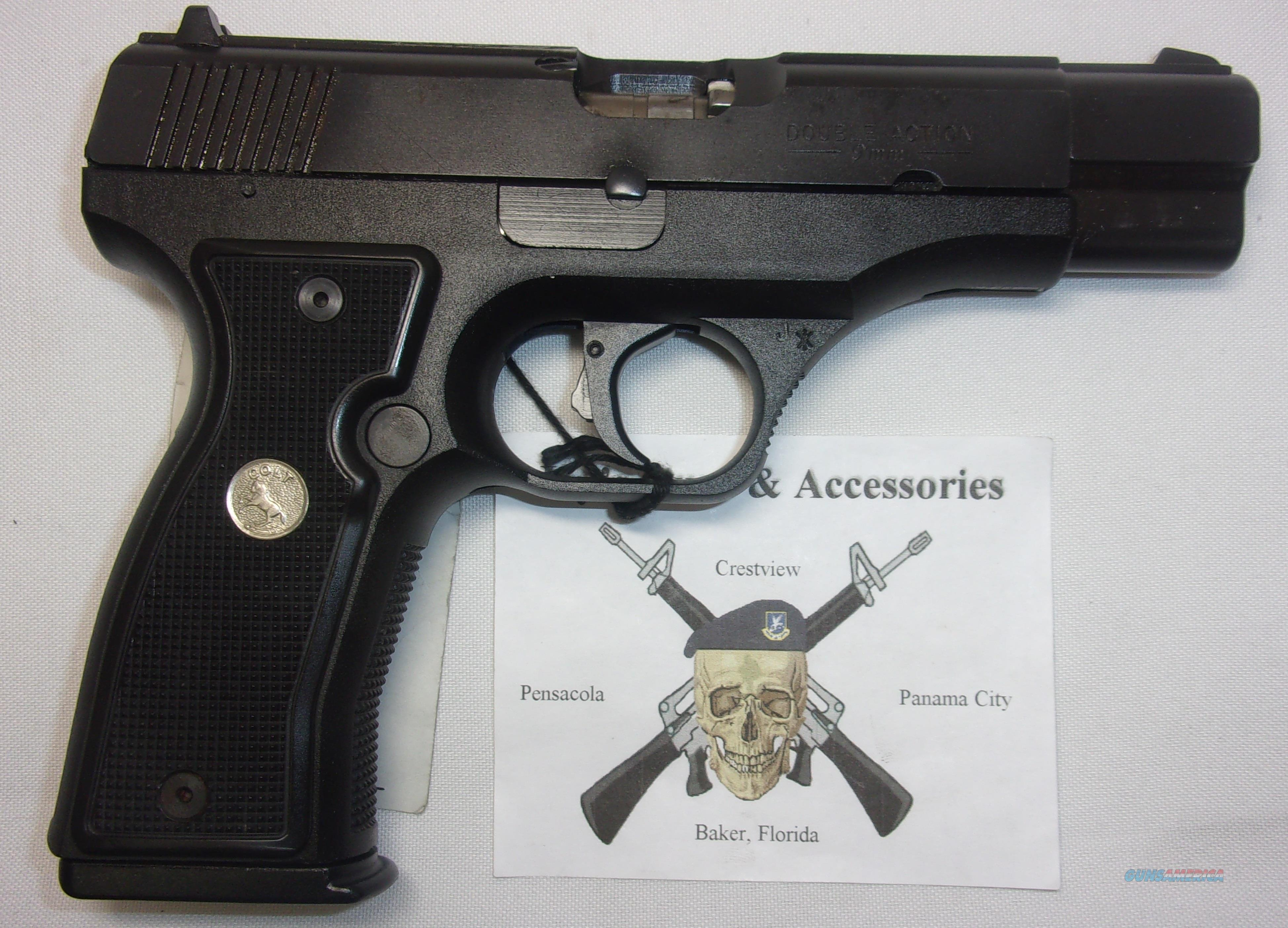 Colt All American 2000  Guns > Pistols > Colt Automatic Pistols (1911 & Var)