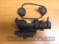 Trijicon ACOG 4x32 TAO1NSN demo model  Non-Guns > Scopes/Mounts/Rings & Optics > Tactical Scopes > Other Head-Up Optics