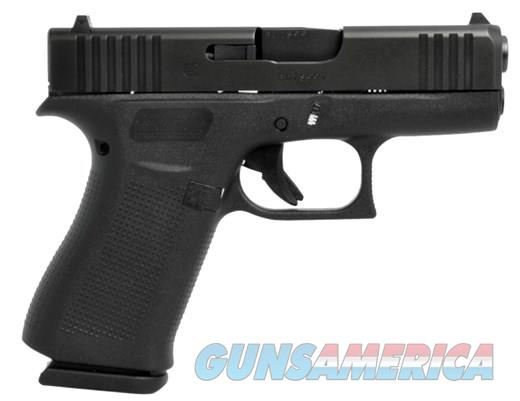 Glock 43X (PX4350201)  Guns > Pistols > Glock Pistols > 43/43X