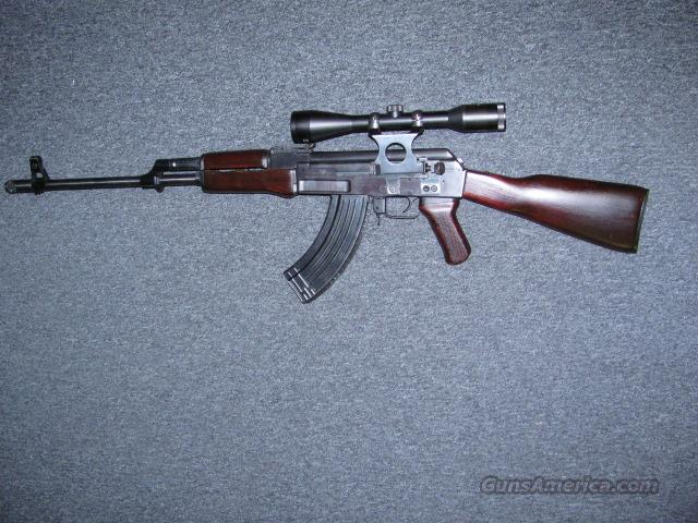 Polytech National Match (preban AK-47)  Guns > Rifles > AK-47 Rifles (and copies) > Full Stock