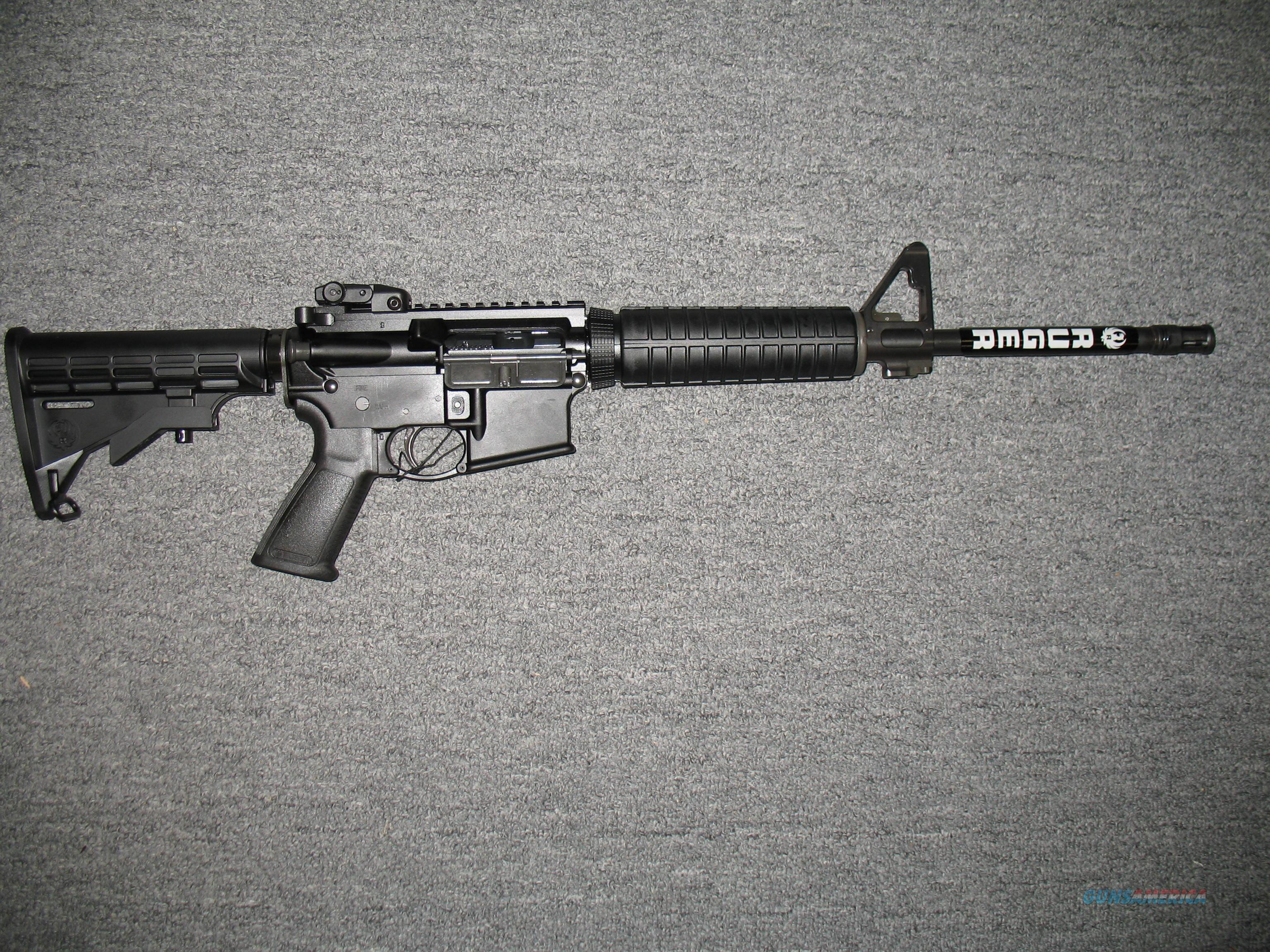 AR-556 (08500)  Guns > Rifles > Ruger Rifles > SR Series