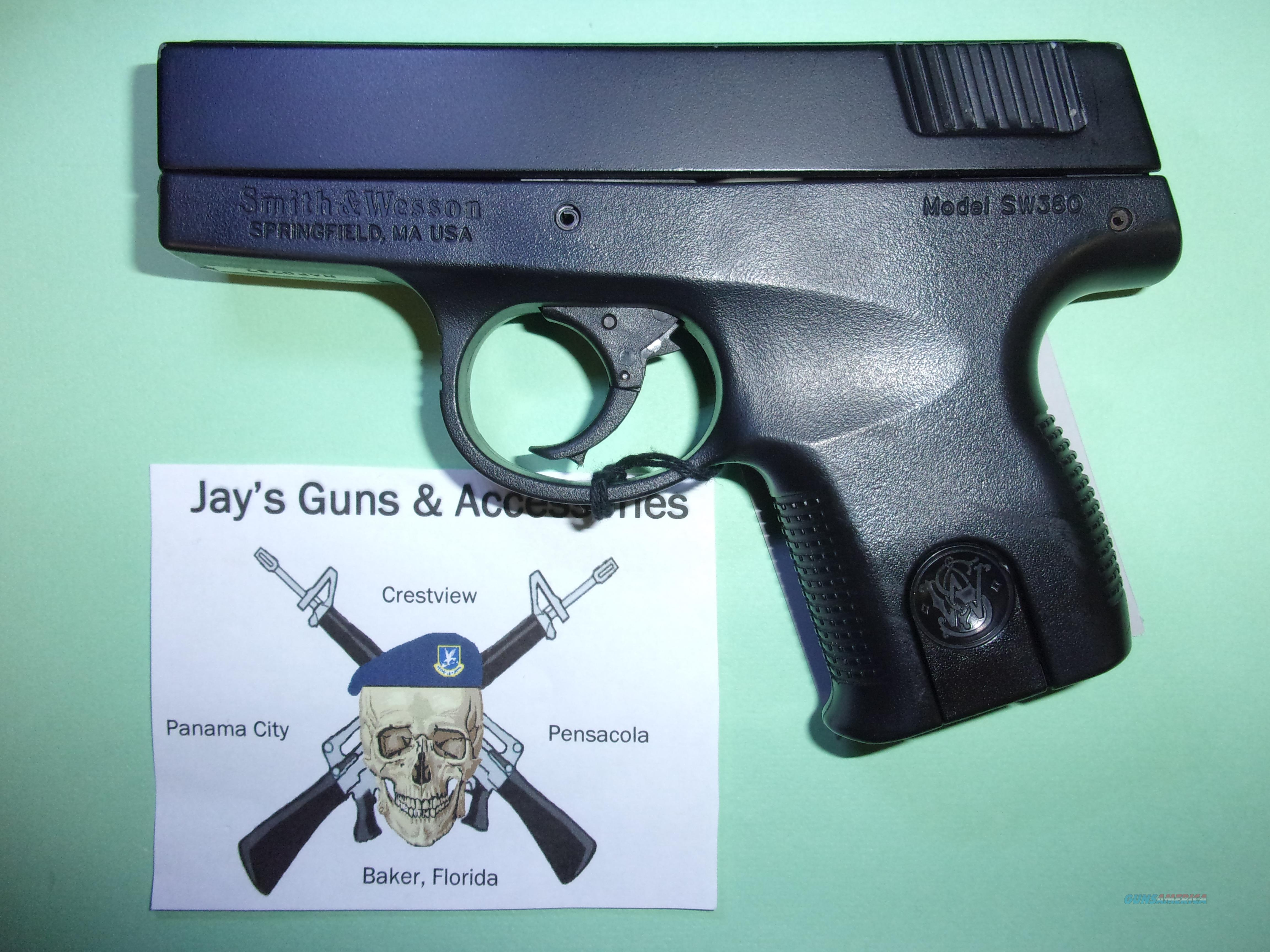 Smith & Wesson SW380  Guns > Pistols > Smith & Wesson Pistols - Autos > Polymer Frame