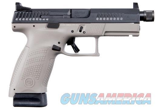 CZ P-10C w/Grey Finish  Guns > Pistols > CZ Pistols