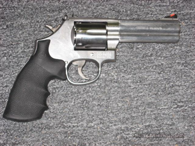 686-6 Plus  Guns > Pistols > Smith & Wesson Revolvers > Full Frame Revolver