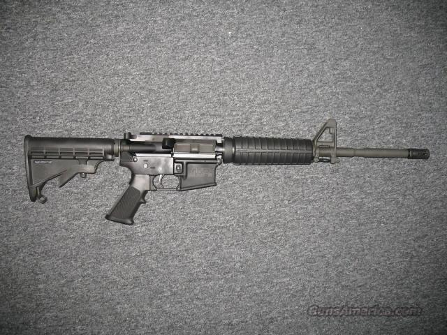M & P 15 (M4A3 with flattop, 5.45x39)  Guns > Rifles > Smith & Wesson Rifles