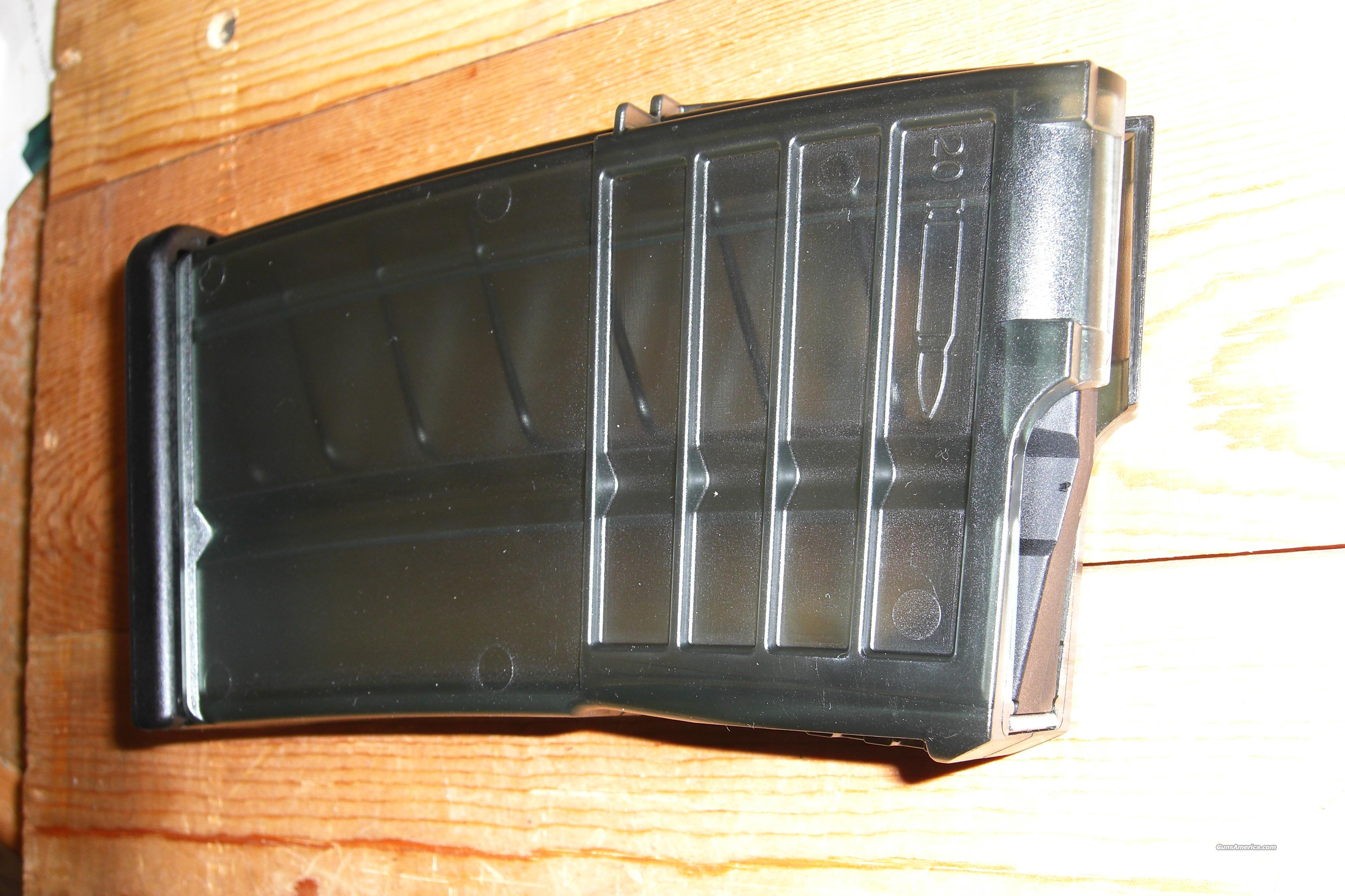 HK417 or MR 7.62 20 round magazine  Non-Guns > Magazines & Clips > Rifle Magazines > HK/CETME