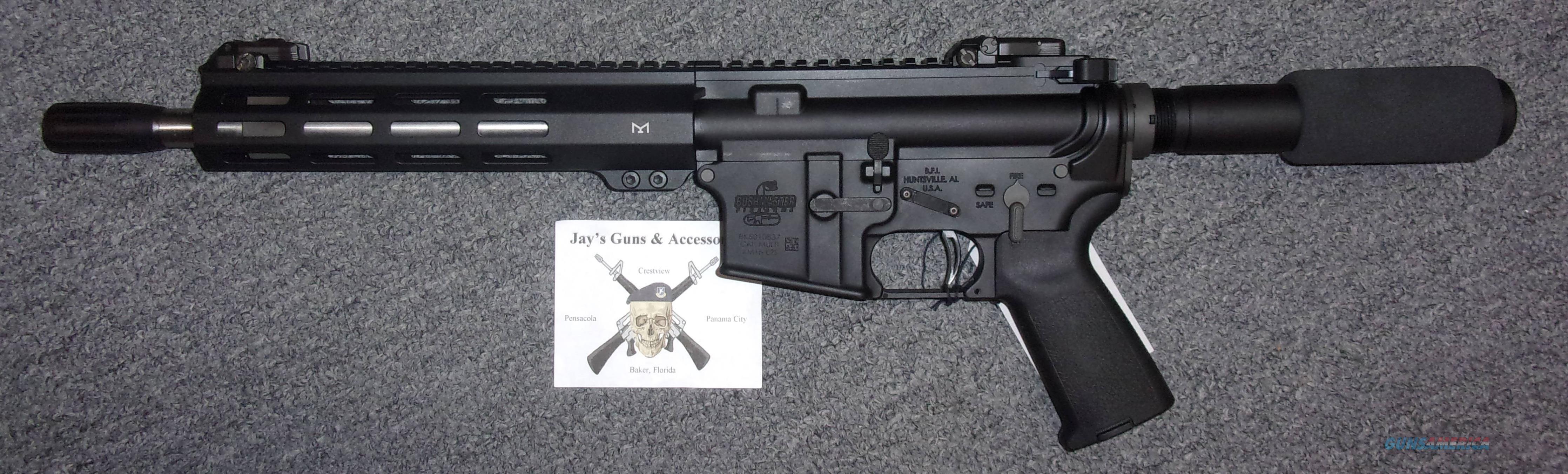 Bushmaster XM15-E2S Pistol  Guns > Pistols > Bushmaster Pistols