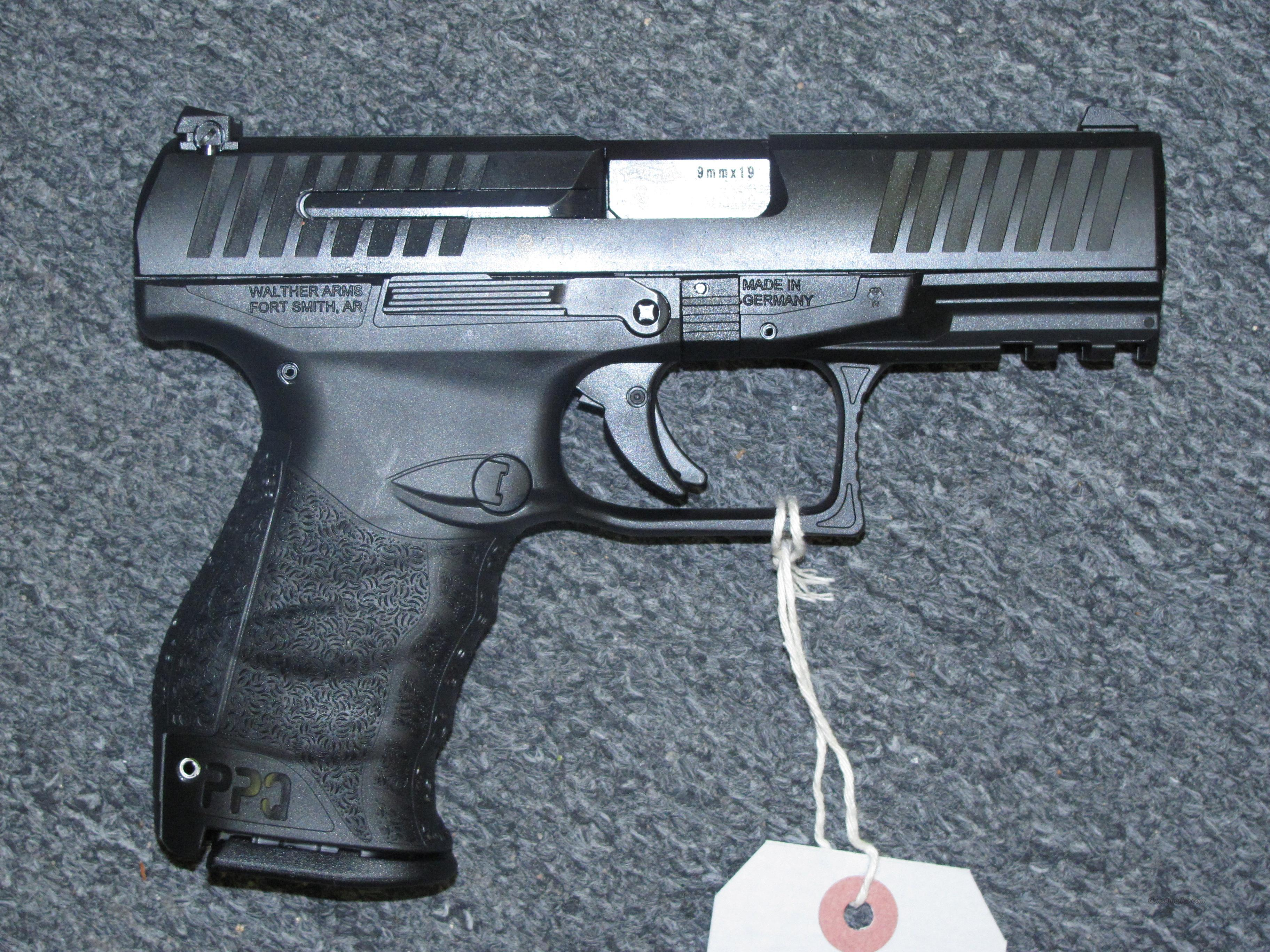 PPQ w/2 15 rd mags  Guns > Pistols > Walther Pistols > Post WWII > P99/PPQ