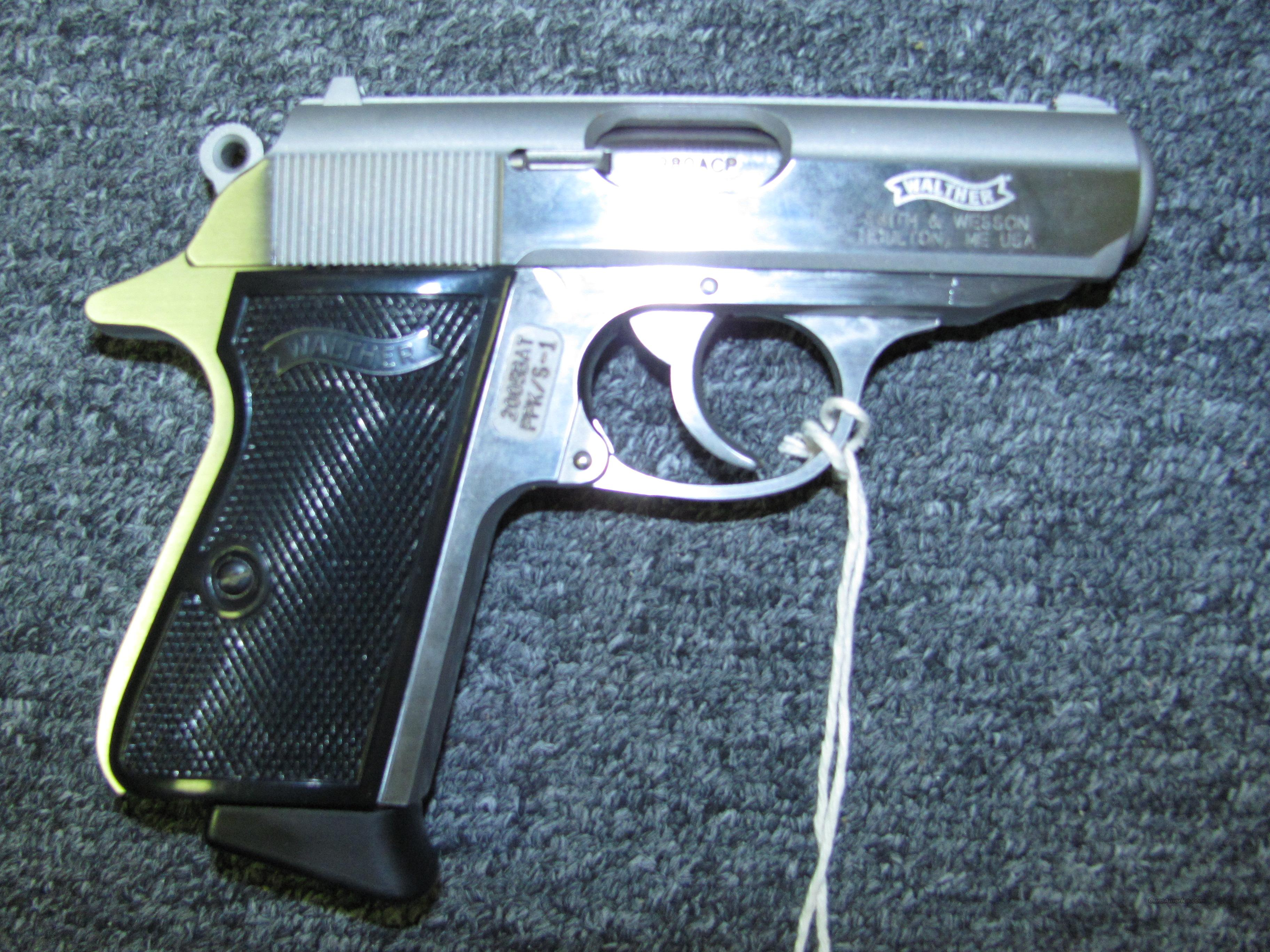 PPK/S  Guns > Pistols > Walther Pistols > Post WWII > PPK Series