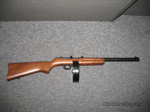Puma PPS 22 (PPSh-41 clone in .22lr)  Guns > Rifles > Military Misc. Rifles Non-US > Other