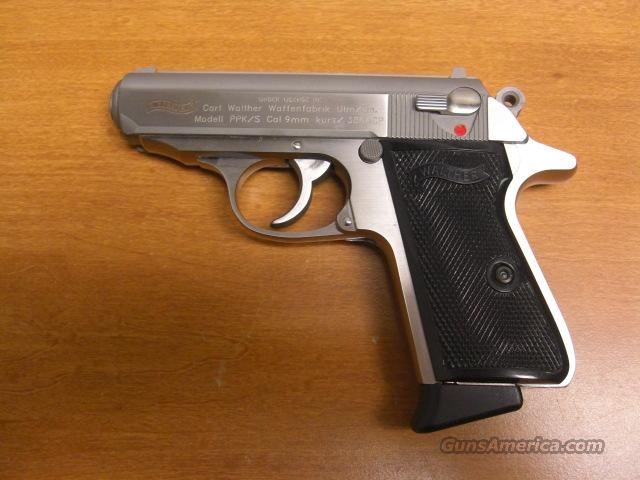 PPK/S  Guns > Pistols > Walther Pistols > Post WWII > PP Series