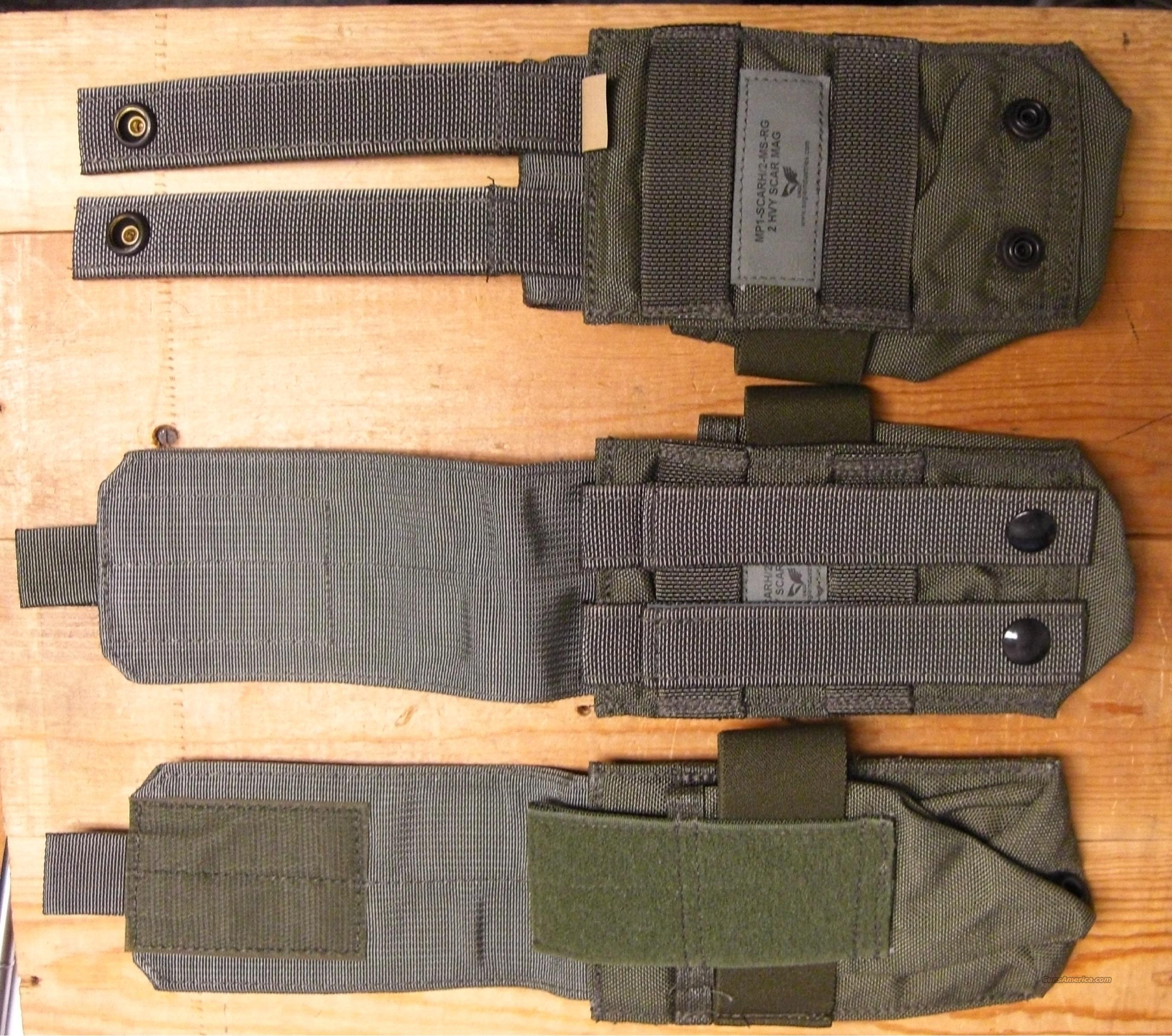 FNH SCAR magazine pouches  Non-Guns > Magazines & Clips > Rifle Magazines > Other