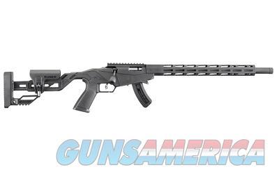 Ruger Precision Rimfire (08400)  Guns > Rifles > Ruger Rifles > Precision Rifle Series