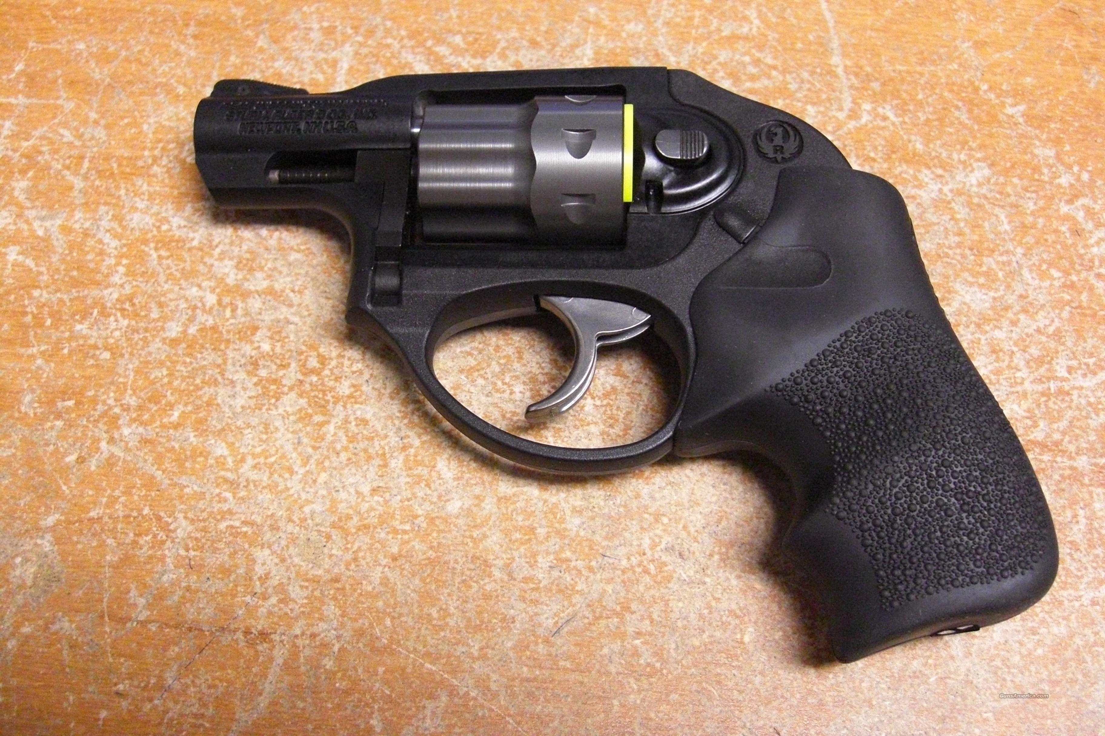 LCR  .22lr  Guns > Pistols > Ruger Double Action Revolver > SP101 Type