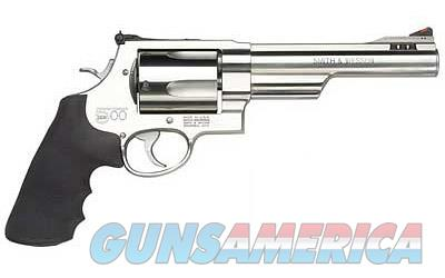 Smith & Wesson 500 (163565)  Guns > Pistols > Smith & Wesson Revolvers > Full Frame Revolver