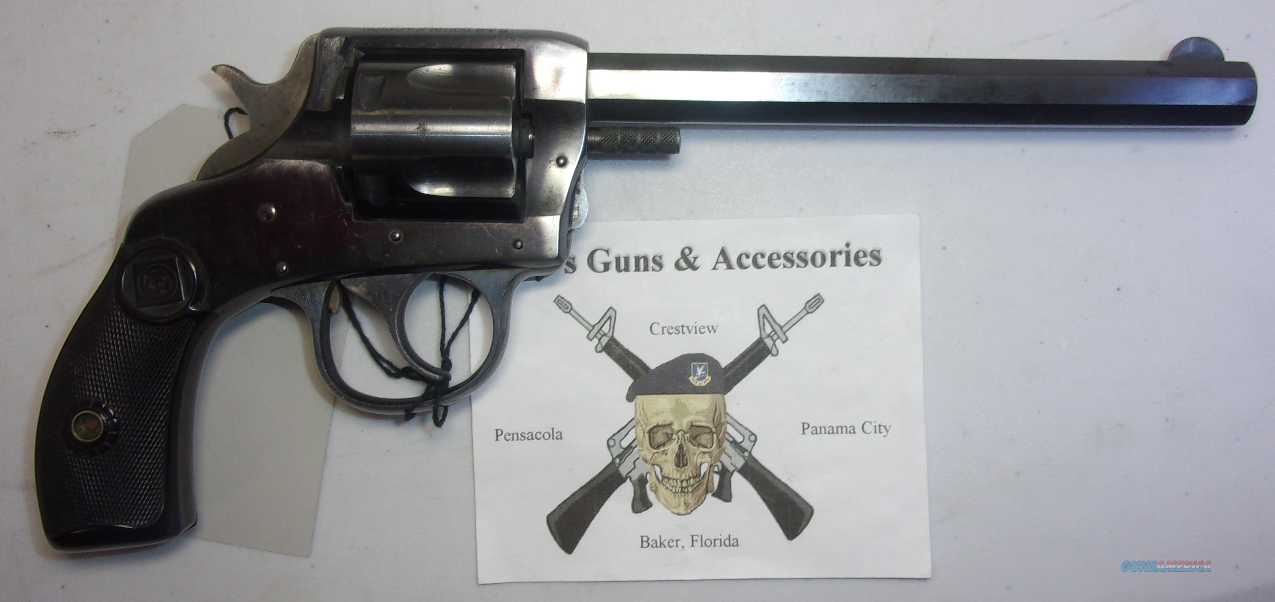 H&R Arms 1904 Double Action  Guns > Pistols > Harrington & Richardson Pistols