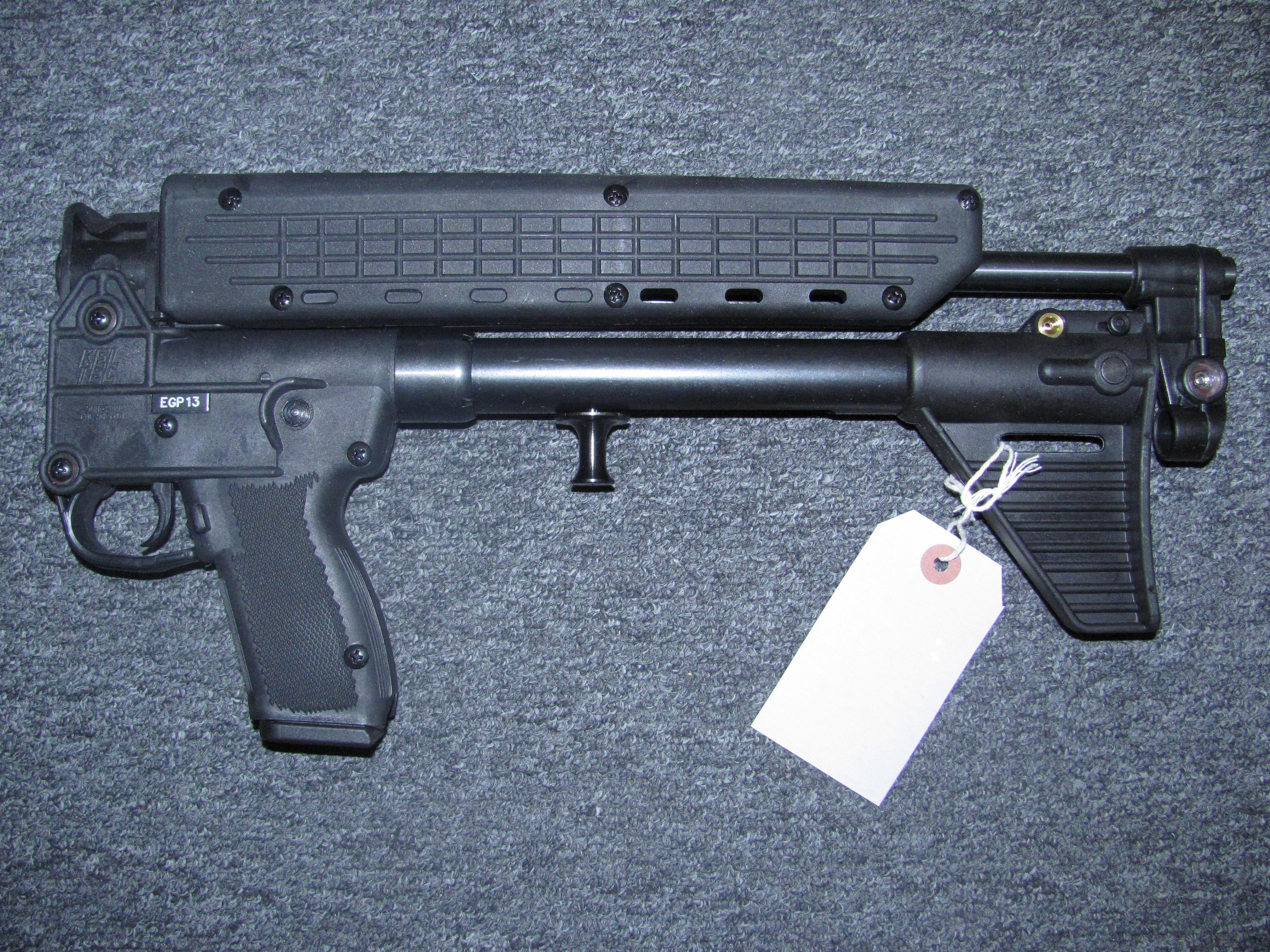 Sub2000 (uses Glock 22 mags)  Guns > Rifles > Kel-Tec Rifles
