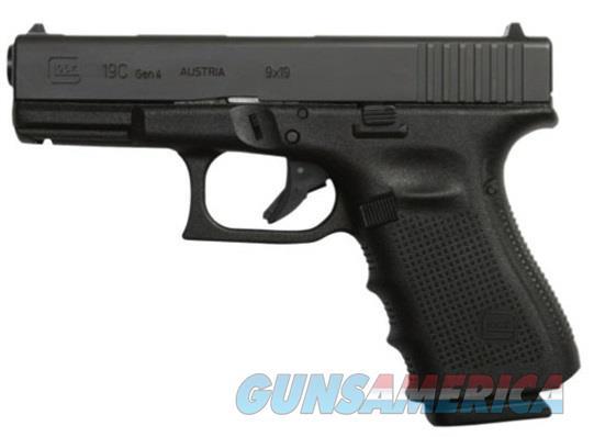 Glock 19C Gen 4 (PG1959203)  Guns > Pistols > Glock Pistols > 19/19X