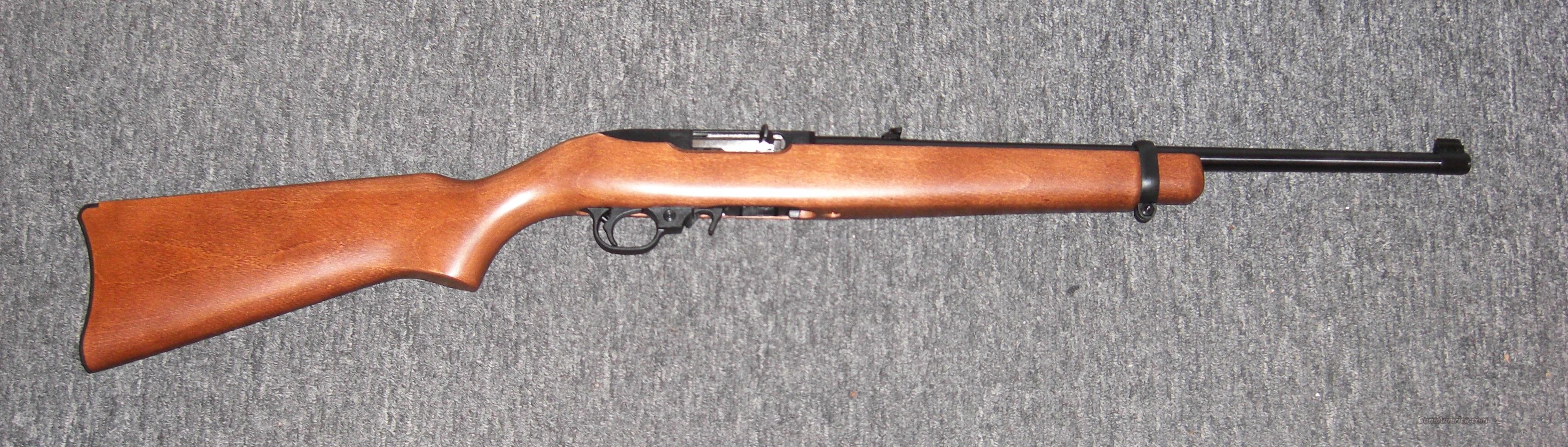 10/22   Commemorative rifle  50 years  Guns > Rifles > Ruger Rifles > 10-22