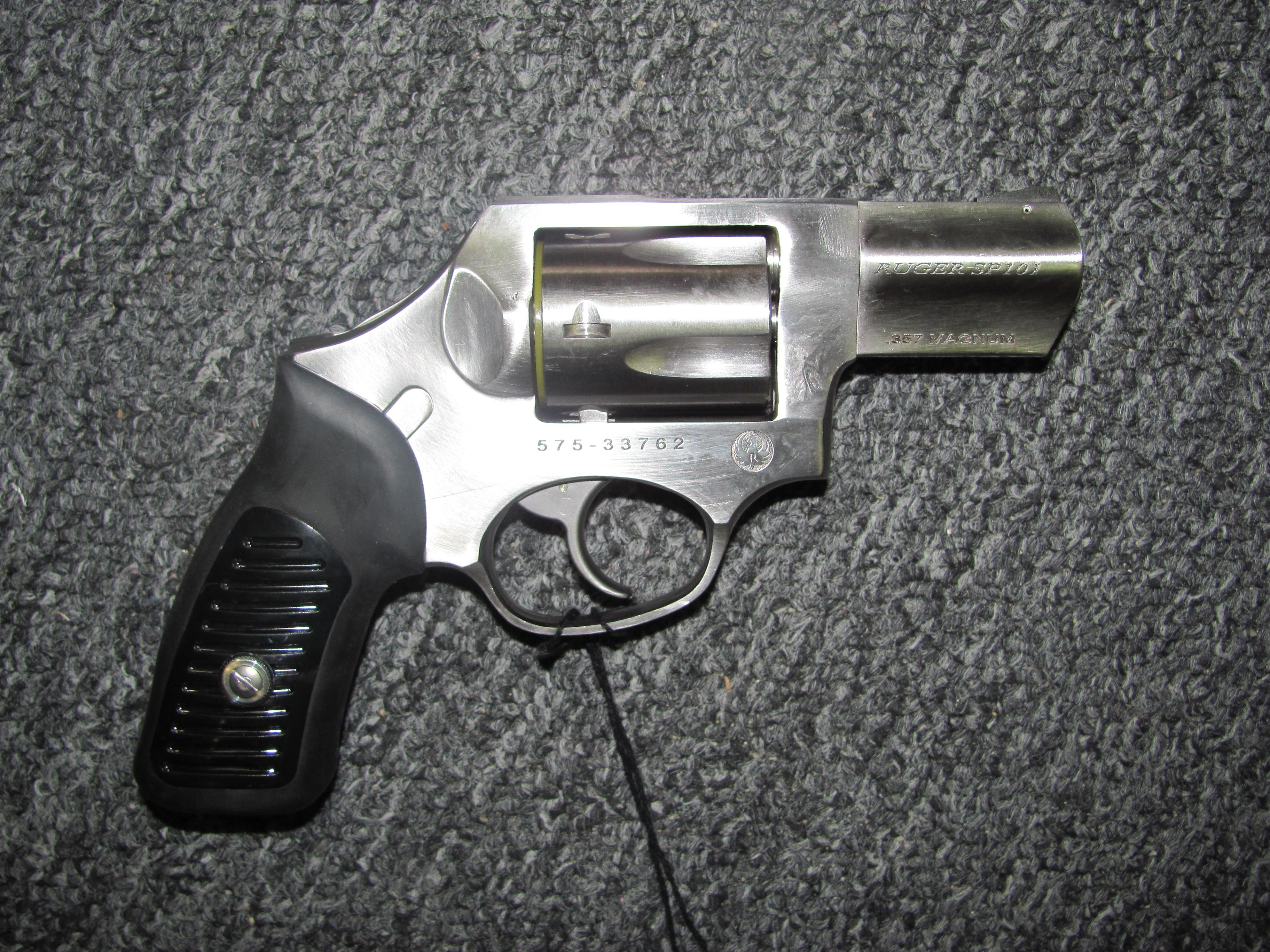 SP101  Guns > Pistols > Ruger Double Action Revolver > SP101 Type