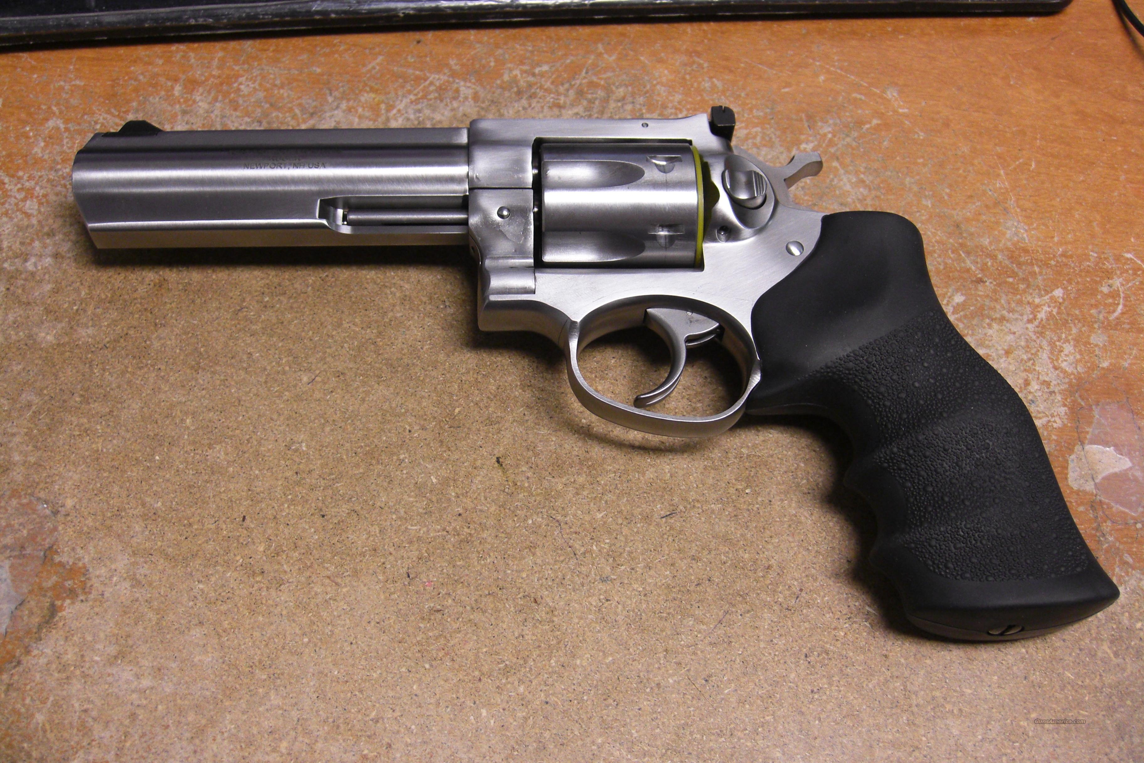 "GP100 stainless / Special Edition 5"" bbl.  Guns > Pistols > Ruger Double Action Revolver > SP101 Type"