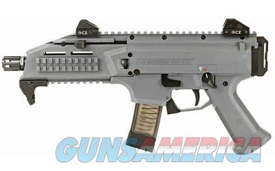 CZ Scorpion Evo 3 S1 (91356) w/Grey Finish  Guns > Pistols > CZ Pistols