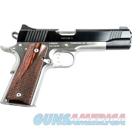Kimber Custom II (3200301)  Guns > Pistols > Kimber of America Pistols > 1911