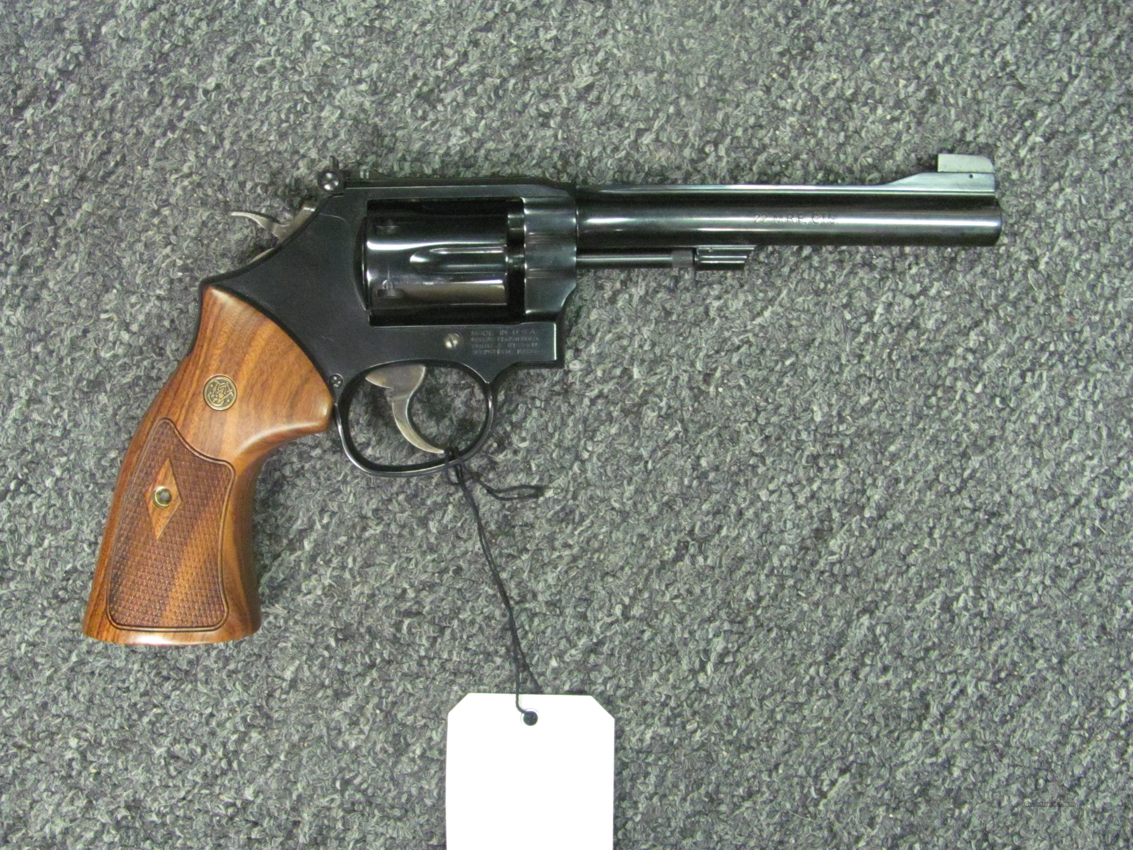 48-7  Guns > Pistols > Smith & Wesson Revolvers > Full Frame Revolver